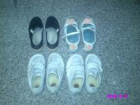 処分した靴