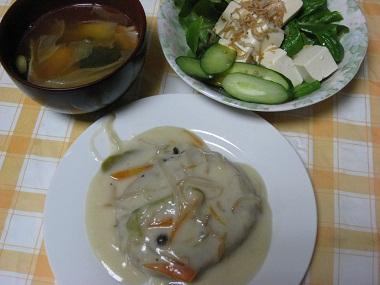 20110407夕食