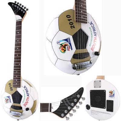 ワールドカップ 南アフリカ大会記念ギター