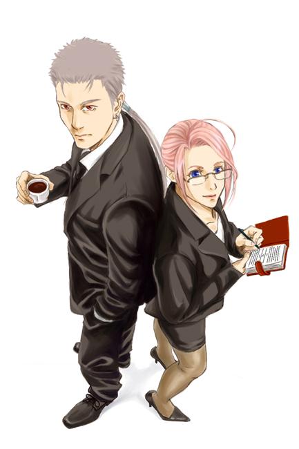 ボスと秘書