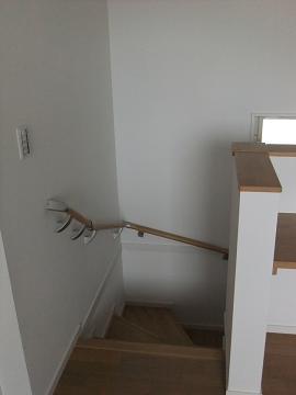 階段降り口
