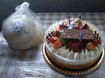 悠作ケーキ