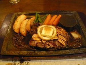 浅草橋ステーキレストラン「わかき」5