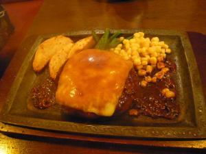 浅草橋ステーキレストラン「わかき」6