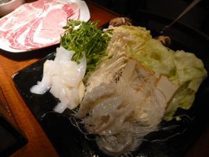 西安料理「刀削麺荘」4
