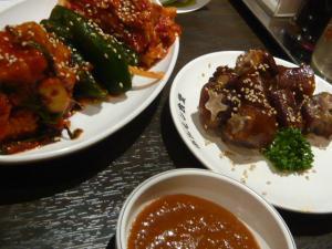 新宿「ホルモン食堂」4