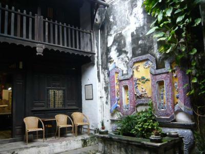 ホイアン旧市街(建物)の散策30