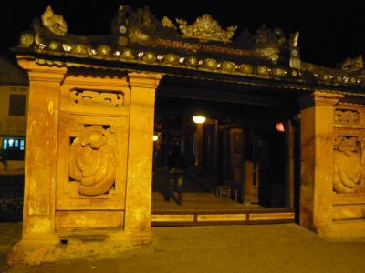 ホイアン旧市街(夜)の散策5