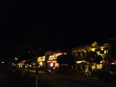 ホイアン旧市街(夜)の散策9