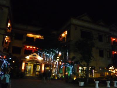 ホイアン旧市街(夜)の散策12