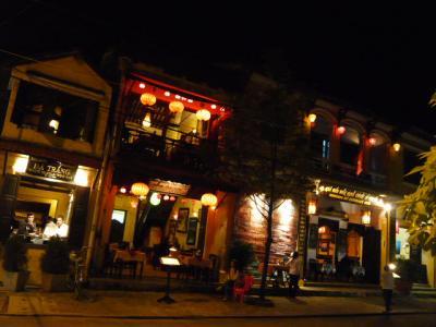 ホイアン旧市街(夜)の散策11