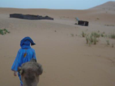 2泊3日砂漠ツアー(ラクダ乗りとテント宿泊)6