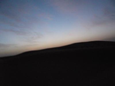 2泊3日砂漠ツアー(ラクダ乗りとテント宿泊)11