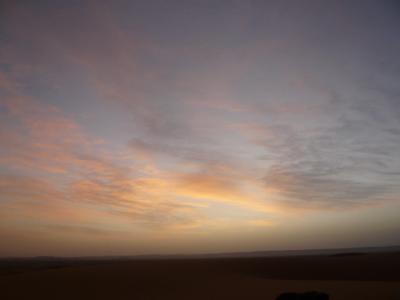 2泊3日砂漠ツアー(ラクダ乗りとテント宿泊)13