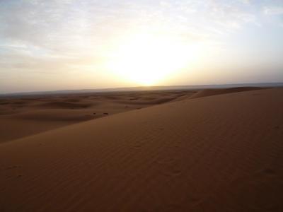 2泊3日砂漠ツアー(ラクダ乗りとテント宿泊)16