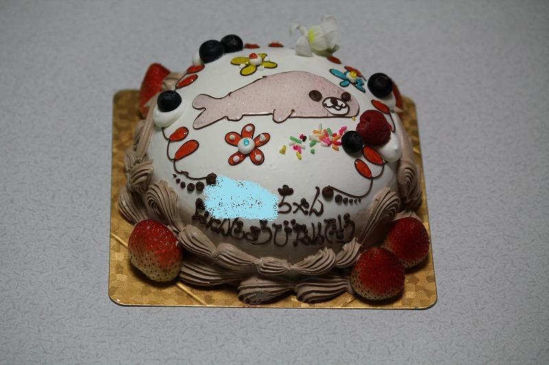 バースディケーキ♪