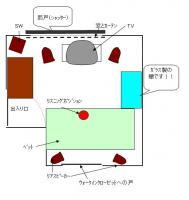 220814部屋の配置(2)
