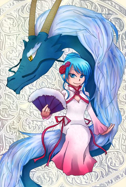 ジェレイラと龍