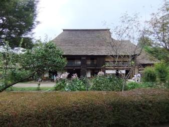 古民家 鳴瀬川湖畔の家
