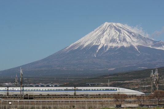 富士の山、500系