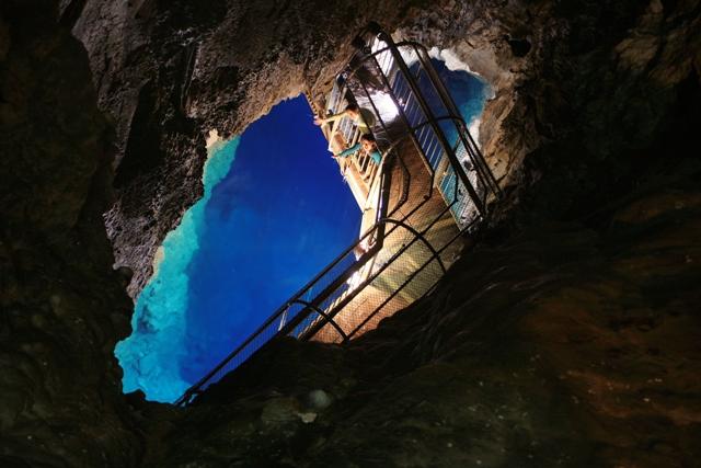 龍泉洞釣りまつり