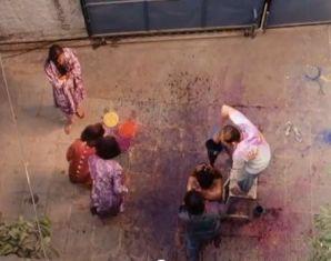 インドの洗礼