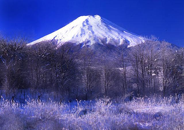 冬の富士山33