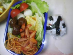 20091020nobuの弁当