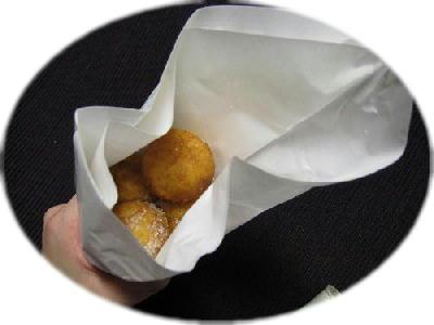 佐白山の豆腐2