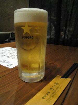 ビール@さい菜