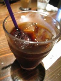 アイスコーヒー@ぼんじゅあん