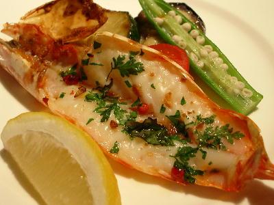 魚料理@イル・バンカーレ