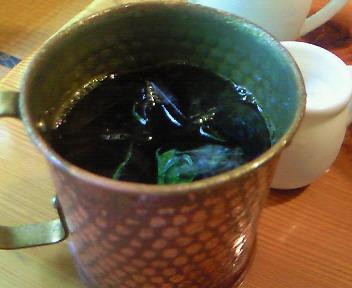 自家焙煎コーヒー@もみじ苑