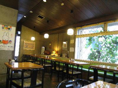 コーヒーハウス西洋堂2