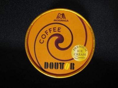 ドトールプレミアムアイスクリームコーヒー