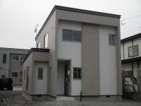 福見町の新築住宅