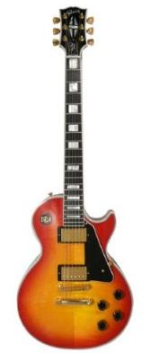 Gibson CS Custom Collection Les Paul Custom