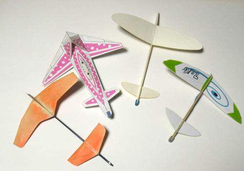 カナード機たち