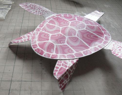 尾翼のパターン2