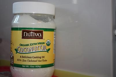 Nutiva, Organic Extra Virgin Coconut Oil 4