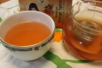 yogi tea MoroccanOrangeSpice