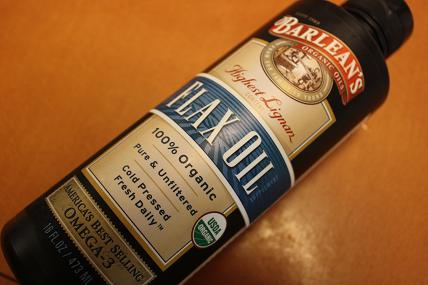 Barlean's ハイリグナン・フラックスシードオイル3