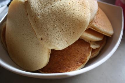 Arrowhead Millsのピーナッツバターとパンケーキミックス1