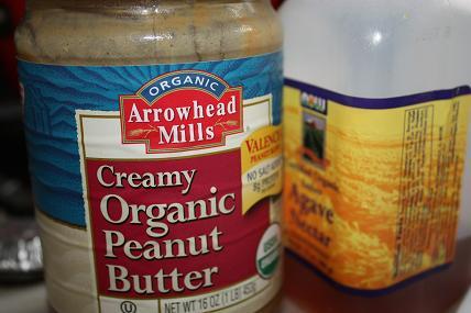 Arrowhead Millsのピーナッツバターとパンケーキミックス4