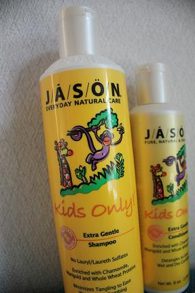 Jason Natural, Kids Only!, Extra Gentle Shampoo