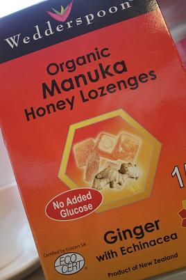 Wedderspoon Organic manuka 5