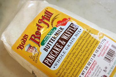 Bob's Red Mill, 7 Grain Pancake & Waffle, Whole Grain Mix, Organic, 26 oz (737 g) 1