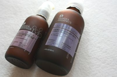 Pangea Organics, Facial Toner, French Rosemary & Sweet Orange