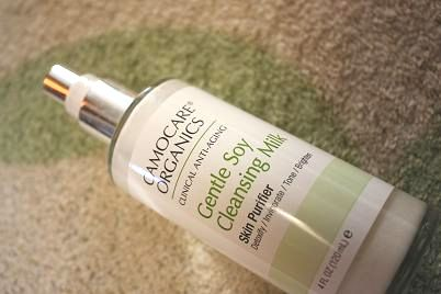 Nature's Way, CamoCare Organics, Gentle Soy Cleansing Milk