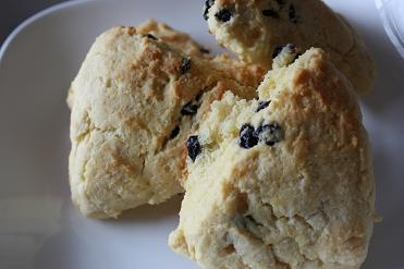 King Arthur Flour, Scone Mix, Blueberry Sour Cream,6